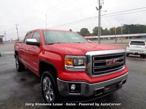 2015 GMC Sierra 1500 for sale at Gary Simmons Lease - Sales in Mckenzie TN
