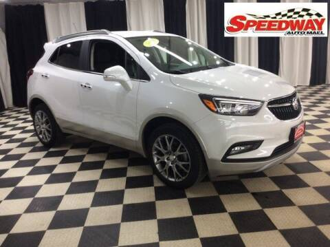 2018 Buick Encore for sale at SPEEDWAY AUTO MALL INC in Machesney Park IL