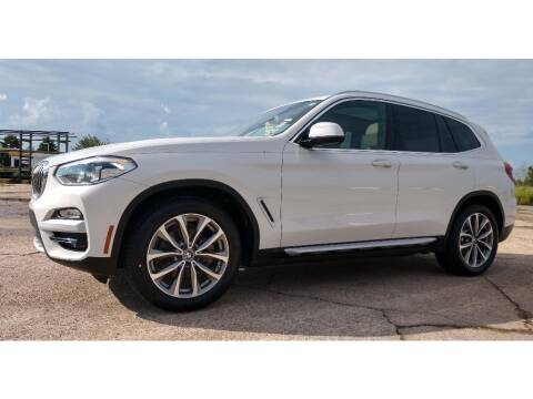 2019 BMW X3 for sale at CourtesyValueBB.com in Breaux Bridge LA