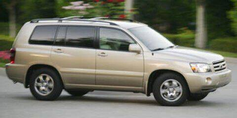 2007 Toyota Highlander for sale at HILAND TOYOTA in Moline IL