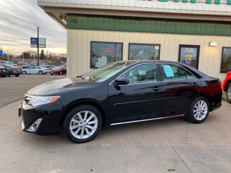 2014 Toyota Camry for sale at Murphy Motors Next To New Minot in Minot ND