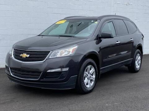 2017 Chevrolet Traverse for sale at TEAM ONE CHEVROLET BUICK GMC in Charlotte MI