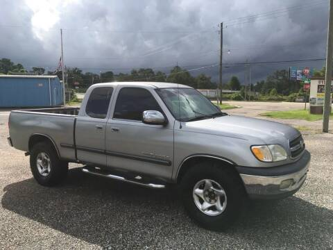 2001 Toyota Tundra for sale at Autofinders in Gulfport MS