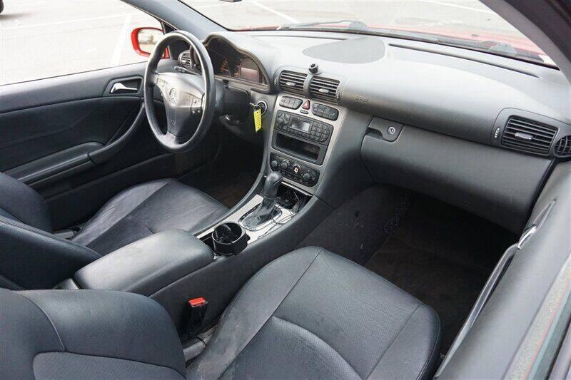 2003 Mercedes-Benz C-Class C 230 Kompressor 2dr Coupe - Fremont CA