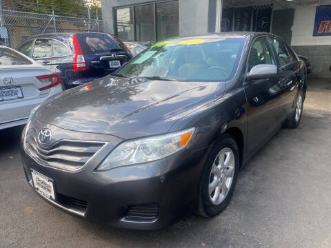 2011 Toyota Camry for sale at DEALS ON WHEELS in Newark NJ