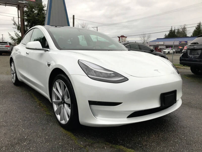 2020 Tesla Model 3 for sale at Autos Cost Less LLC in Lakewood WA
