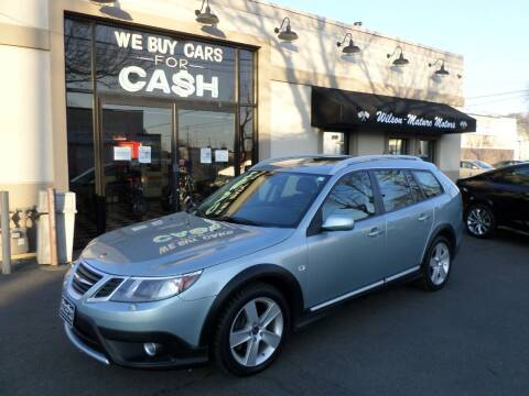 2011 Saab 9-3X for sale at Wilson-Maturo Motors in New Haven Ct CT