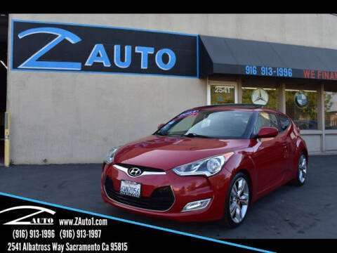 2013 Hyundai Veloster for sale at Z Auto in Sacramento CA