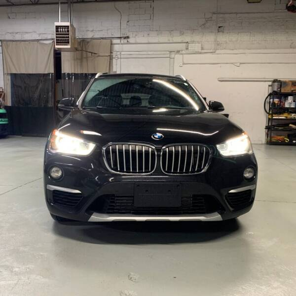 2016 BMW X1 for sale at GROUP AUTO IMPORT & EXPORT in Newark NJ