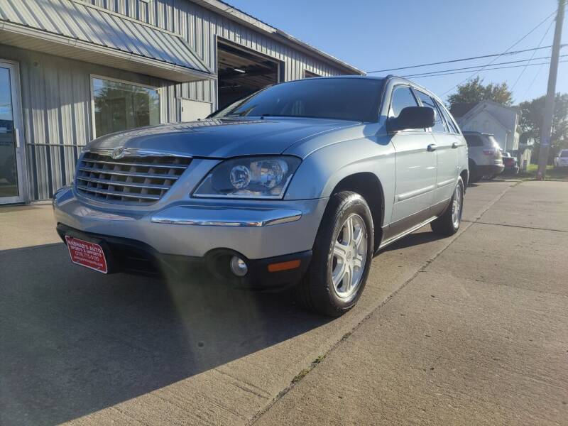 2006 Chrysler Pacifica for sale at Habhab's Auto Sports & Imports in Cedar Rapids IA