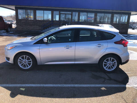 2018 Ford Focus for sale at BUDGET CAR SALES in Amarillo TX