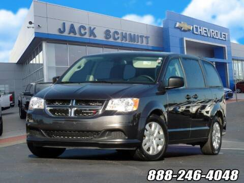 2019 Dodge Grand Caravan for sale at Jack Schmitt Chevrolet Wood River in Wood River IL