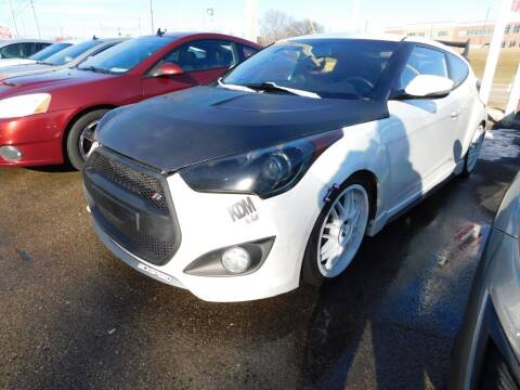 2013 Hyundai Veloster for sale at AutoLink LLC in Dayton OH