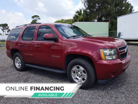 2007 Chevrolet Tahoe for sale at Car Spot Of Central Florida in Melbourne FL
