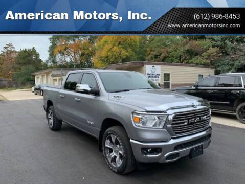2020 RAM Ram Pickup 1500 for sale at American Motors, Inc. in Farmington MN
