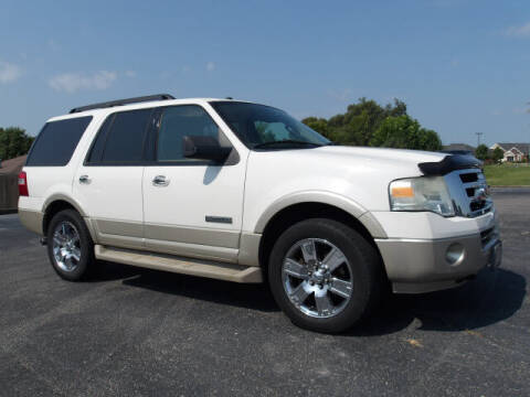 2008 Ford Expedition for sale at TAPP MOTORS INC in Owensboro KY