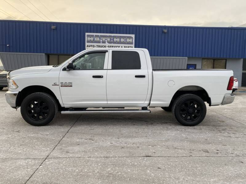 2014 RAM Ram Pickup 3500 for sale at HATCHER MOBILE SERVICES & SALES in Omaha NE