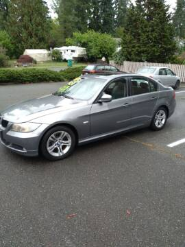 2009 BMW 3 Series for sale at Seattle Motorsports in Shoreline WA