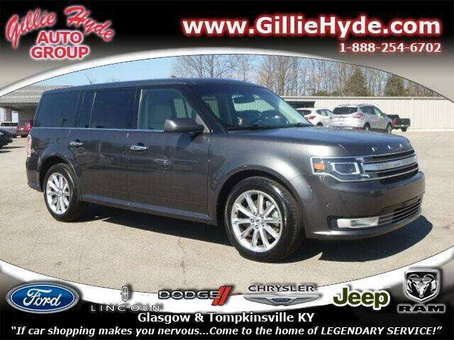 2019 Ford Flex for sale at Gillie Hyde Auto Group in Glasgow KY