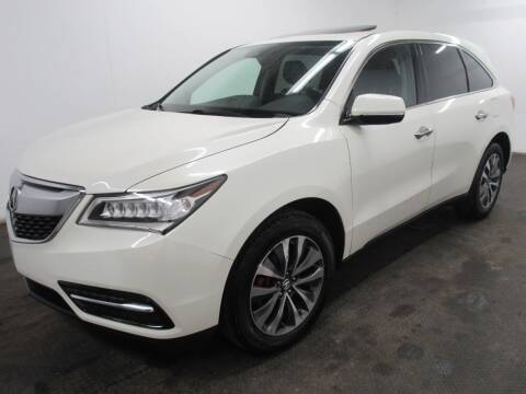 2016 Acura MDX for sale at Automotive Connection in Fairfield OH