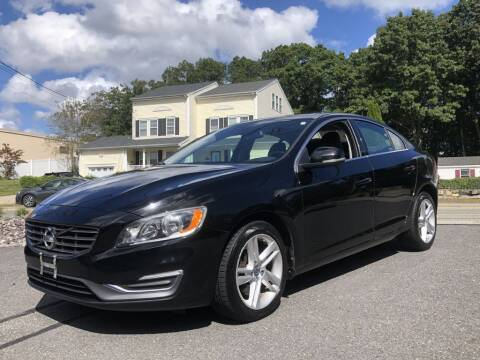 2014 Volvo S60 for sale at LARIN AUTO in Norwood MA