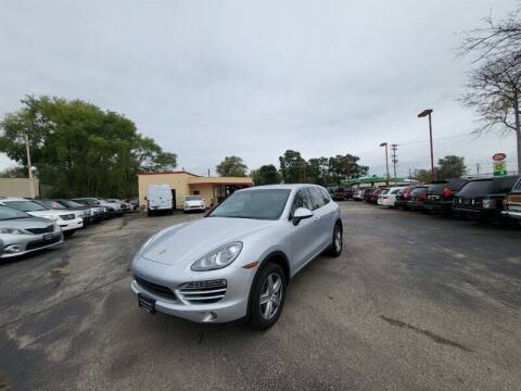 2013 Porsche Cayenne for sale at A To Z Autosports LLC in Madison WI