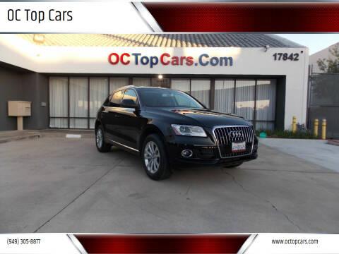 2013 Audi Q5 for sale at OC Top Cars in Irvine CA