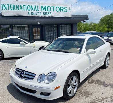 2006 Mercedes-Benz CLK for sale at International Motors Inc. in Nashville TN