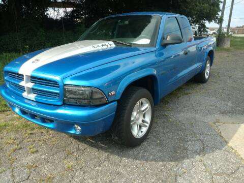 2000 Dodge Dakota for sale at IMPORT MOTORSPORTS in Hickory NC