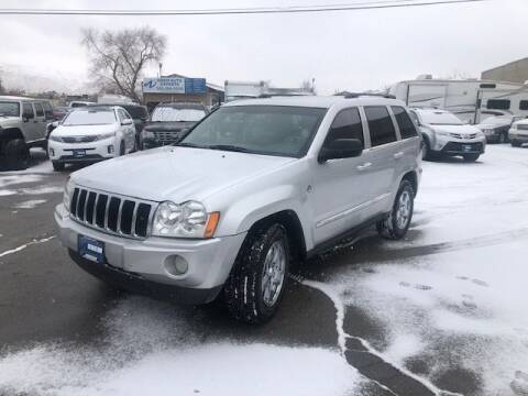 2006 Jeep Grand Cherokee for sale at Orem Auto Outlet in Orem UT