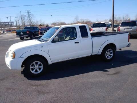 2003 Nissan Frontier for sale at Big Boys Auto Sales in Russellville KY