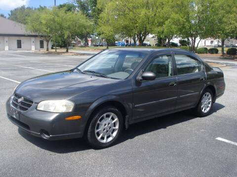 2000 Nissan Maxima for sale at Uniworld Auto Sales LLC. in Greensboro NC