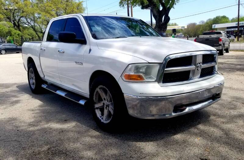 2009 Dodge Ram Pickup 1500 for sale at Clover Leaf Auto Group in San Antonio TX