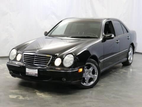 2001 Mercedes-Benz E-Class for sale at United Auto Exchange in Addison IL