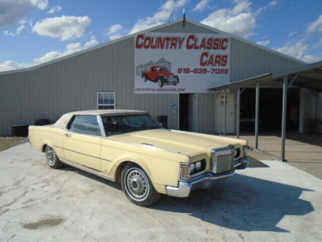 1970 Lincoln Mark III for sale in Staunton, IL