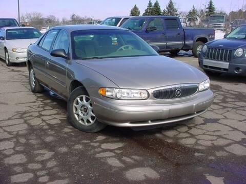 2002 Buick Century for sale at VOA Auto Sales in Pontiac MI
