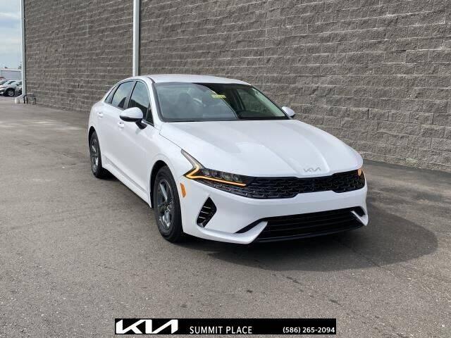 2022 Kia K5 for sale in Clinton Township, MI