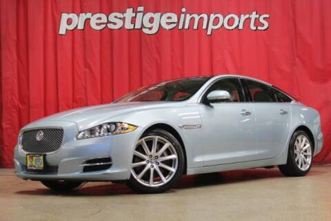 2013 Jaguar XJ for sale at Prestige Imports in St Charles IL