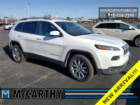 2018 Jeep Cherokee for sale at Mr. KC Cars - McCarthy Hyundai in Blue Springs MO