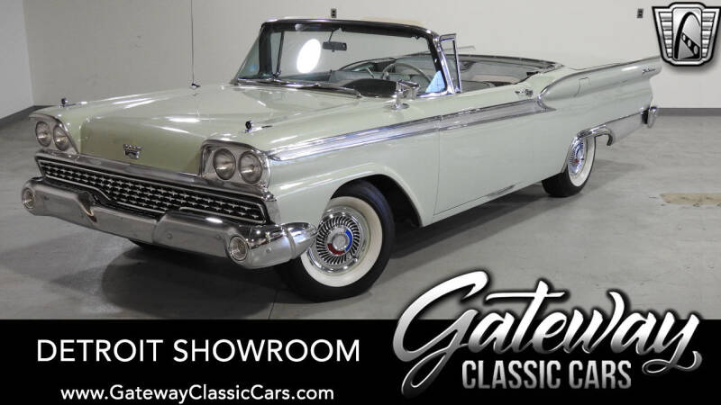 1959 Ford Galaxie for sale in Dearborn, MI