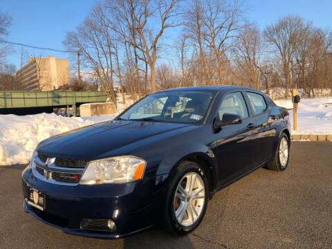 2013 Dodge Avenger for sale at Mula Auto Group in Somerville NJ