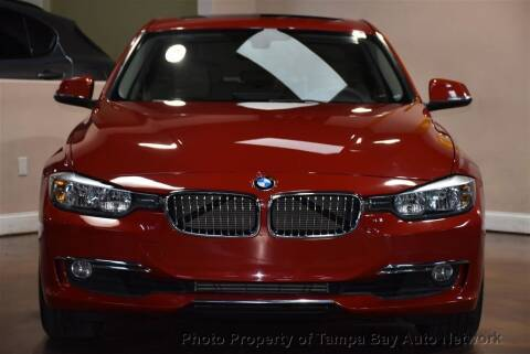 2015 BMW 3 Series for sale at Tampa Bay AutoNetwork in Tampa FL