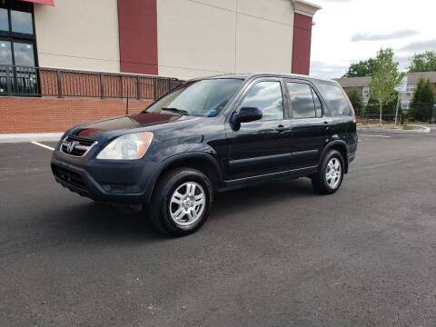 2004 Honda CR-V for sale at Innovative Auto Group in Little Ferry NJ