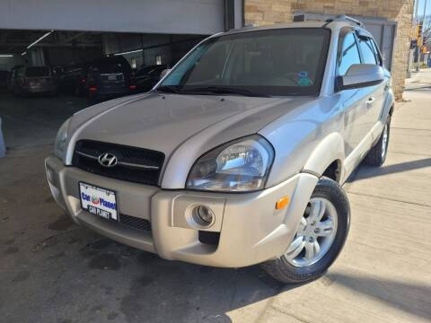 2006 Hyundai Tucson for sale at Car Planet Inc. in Milwaukee WI
