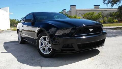 2014 Ford Mustang for sale at AUTO BENZ USA in Fort Lauderdale FL