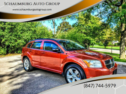 2010 Dodge Caliber for sale at Schaumburg Auto Group in Schaumburg IL