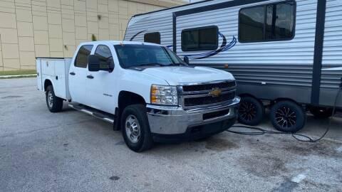 2013 Chevrolet Silverado 2500HD for sale at Nelivan Auto in Orlando FL