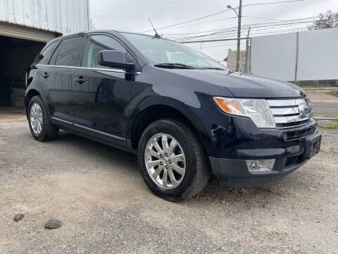 2008 Ford Edge for sale at Philadelphia Public Auto Auction in Philadelphia PA