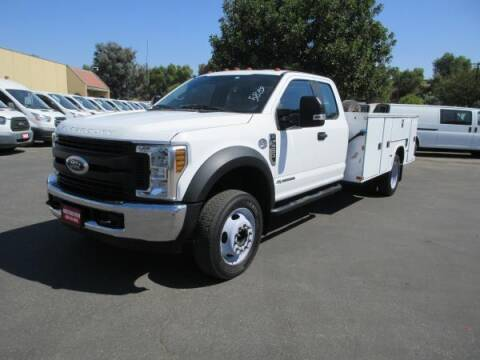 2018 Ford F-550 Super Duty for sale at Norco Truck Center in Norco CA