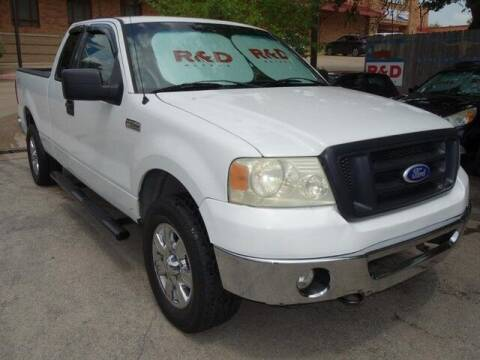 2006 Ford F-150 for sale at R & D Motors in Austin TX